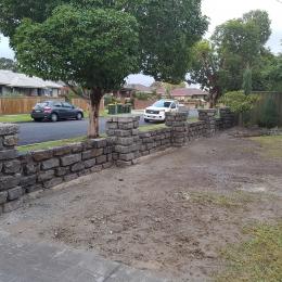 Bluestone fence domestic (2)