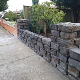 Bluestone fence domestic (3)
